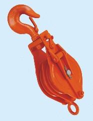 Полиспаст двухрольный с откидной щекой купить в Перми. Товар в наличии, доставка по России