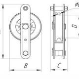 Схема облегчённого блока