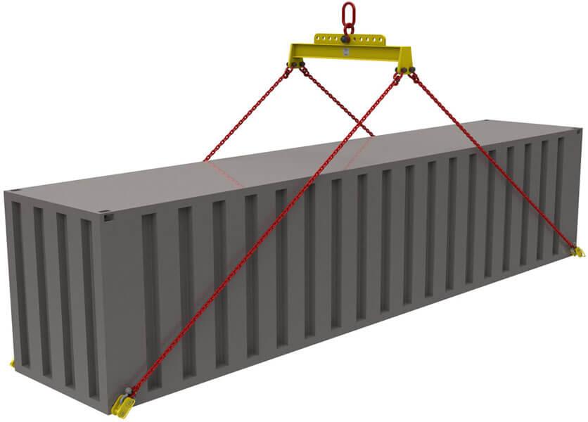 Траверсы для контейнеров ТрК9 купить в Перми. Товар в наличии, доставка по России