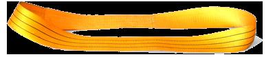 Стропы кольцевой текстильные, ленточные для захвата и подъема грузова