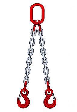 двухветвевые цепные стропы купить по выгодной цене. Товар всегда в наличии